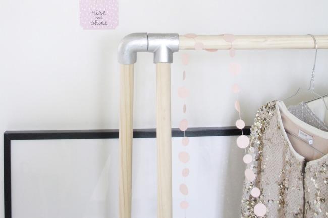 DIY colgador de ropa2